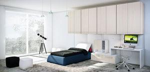 Cia International - letto bon bon - Schlafzimmer