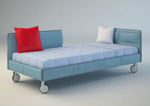 Cia International - makù - Modular Bett