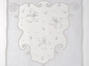 Coquecigrues - brise-bise les demoiselles - Kurzgardine