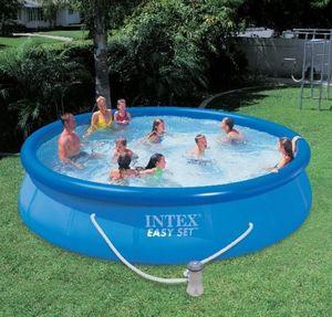 UNITEX SERVICE FRANCE -  - Pool Mit Stahlohrkasten