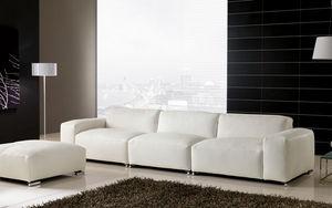 MAX DIVANI - bazar - Sofa 4 Sitzer