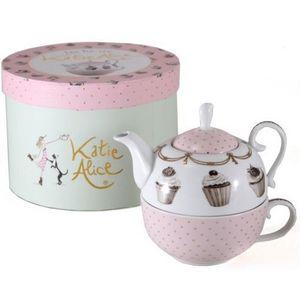 Brigitte Vermelin -  - Teekanne