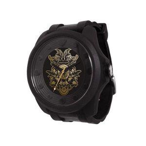 WIZE&ope - biggy black & gold - Uhr