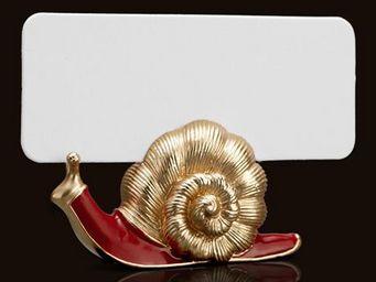 L'OBJET - snail - Tischkärtchen