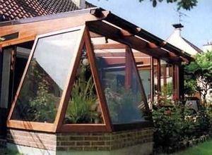 Styl Deco - plantarium - Veranda