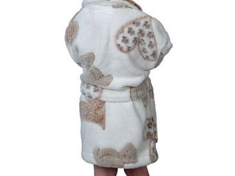 SIRETEX - SENSEI - peignoir enfant polaire imprimé balou - Kinderbademantel