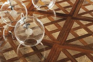 PARQUET IN - mutenya yellow marble - Parkett