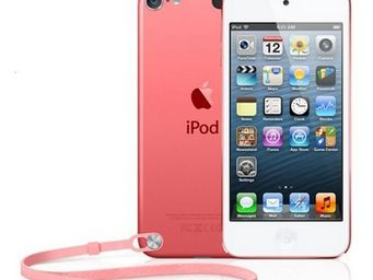 APPLE - ipod touch 64 go rose (5me gnration) - new - Mp3