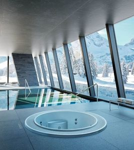 GLAss -  - Spa Pool