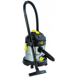 FARTOOLS - aspirateur eau et poussières 1400 watts cuve inox  - Wasch /staubsauger