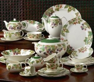 Royal Stafford Tableware - country fruits - Geschirrservice