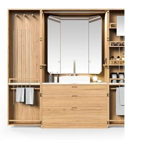 Line Art - la cabine - Badezimmermöbel