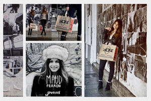 JOVENS -  - Einkaufstasche