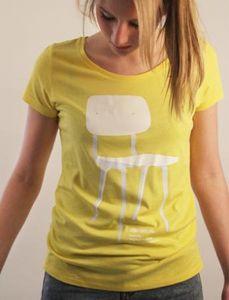 DESIGN LOVES YOU -  - T Shirt