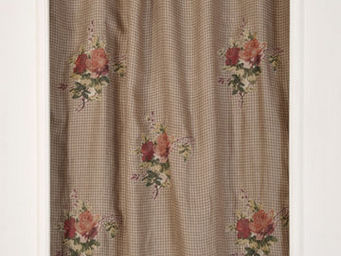 Coquecigrues - paire de rideau lady godiva - Fertigvorhänge