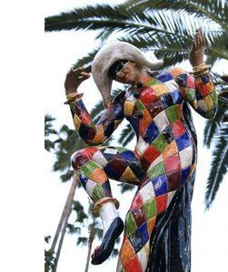 Fd Mediterranee - harlequin-- - Dekoartikel