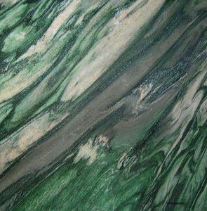 Marbrerie Des Yvelines - granit vert laponia - Platte Aus Naturstein