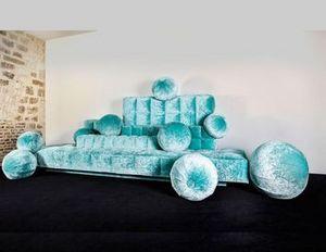 MALHERBE EDITION - canapé air - Sofa 4 Sitzer