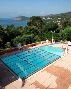 Sun Abris -  - Abnehmbarer Swimmingpoolschutz