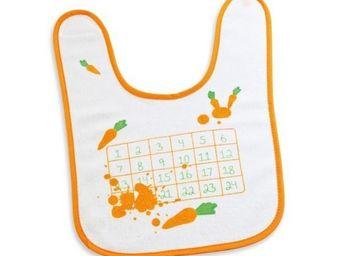 Donkey - bavoir bingo carotte - Lätzchen