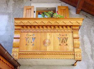 Boivin - austria - Geländer