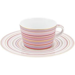 Raynaud - attraction rose - Teetasse