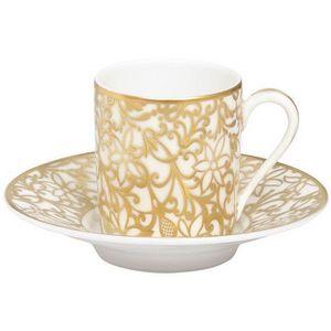 Raynaud - salamanque or - Kaffeetasse