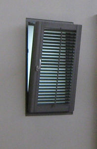 JASNO - fenêtre persienne - Kippfenster