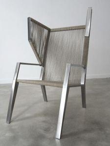 OA CREATION - fauteuil à oreilles 1235677 - Ohrensessel