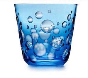 Rotter Glas -  - Glas