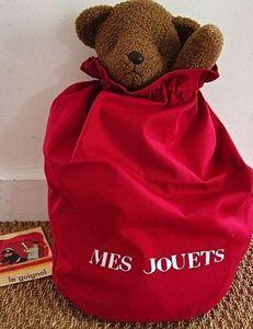 Vanille Acajou -  - Spielzeug Tasche