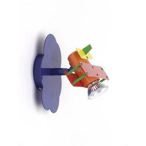Brilliant - airplane - spot l13cm | spot brilliant designé par - Kinderzimmer Wandleuchte