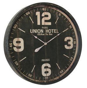Emde - horloge géante - Wanduhr