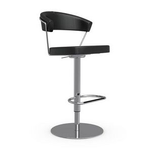 Calligaris - chaise de bar new york design de calligaris en sim - Barstuhl