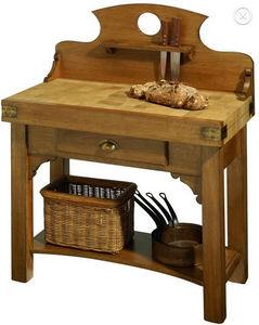 Maison Strosser - etal de volailler - Küchenblock