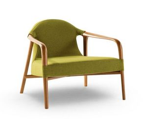 ROCHE BOBOIS - lounge tempus - Sessel