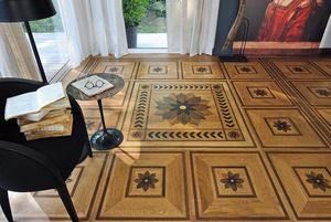 PARQUET IN -  - Intarsienparkett