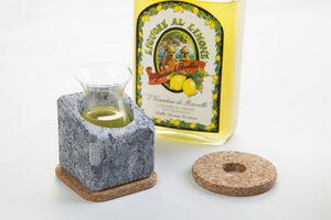 TÄLJSTEN - stenkall vit - Flaschenkühler