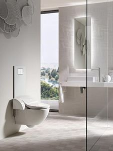 GEBERIT AQUACLEAN ALLIA - aquaclean 5000plus - Japanisches Wc