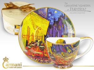 HANIPOL - CARMANI - 045-0206 - Kaffeetasse