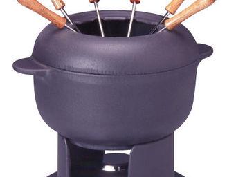 INVICTA - service à fondue savoyarde brunch en fonte - Käse Fondue Set