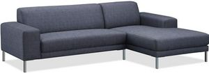 Delorm design - canapé d'angle eliott grey - Variables Sofa