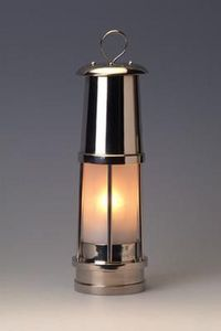 Custom Candle -  - Laterne