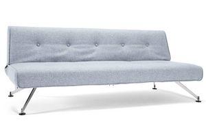 WHITE LABEL - innovation living canape design clubber soft ice b - Klappsofa