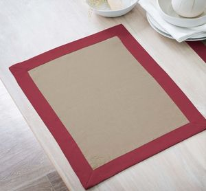 BLANC CERISE - delices - Tischset