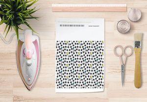 la Magie dans l'Image - papier transfert champignons - Verlegung