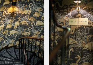 DESJEUX DELAYE - hôtel snob-- - Innenarchitektenprojekt