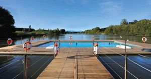 Piscines Desjoyaux - piscine mobipool - Schwimmbad Mobil