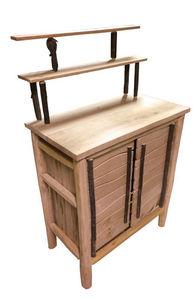 Création Chataîgnier -  - Küchenmöbel