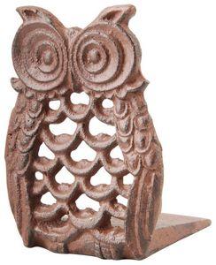 Esschert Design - petit cale porte chouette en fonte - Türkeil
